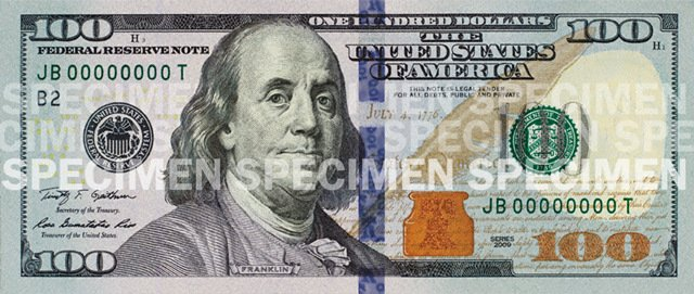 funny money how to tell if a 100 bill is real or fake myria