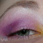 Ben Nye Purple and Yellow 2