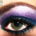 Candy eyeshadow in purple and blue