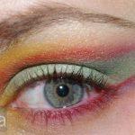 Green blaze eyeshadow 3