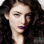 Lorde for MAC Cosmetics