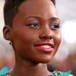 Lupita Nyong'o eyeshadow makeup