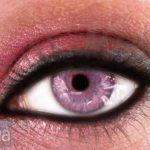 Violet Femme Eyes