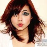 Wild eye makeup