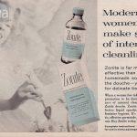 Modern women make sure of internal cleanliness
