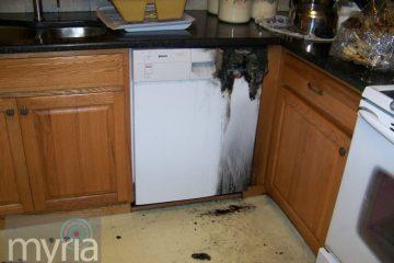 bosch-dishwasher-kitchen-fire