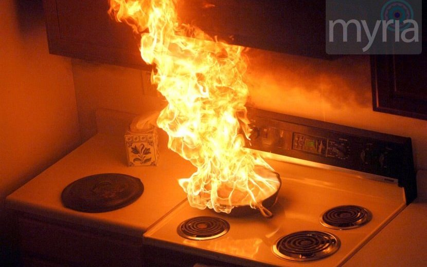 Undefined How Safe Is Your Kitchen