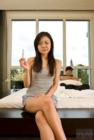 8 ways to manage the wait to take a pregnancy test - Myria